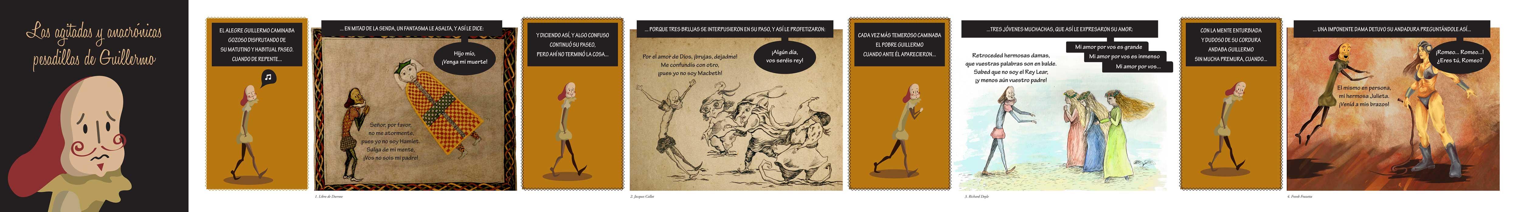 Historia completa Shakespeare