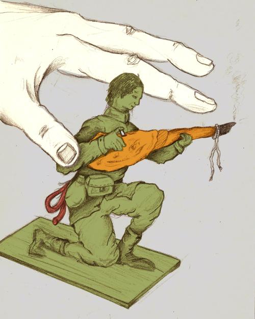 Ilustración Una tragedia española