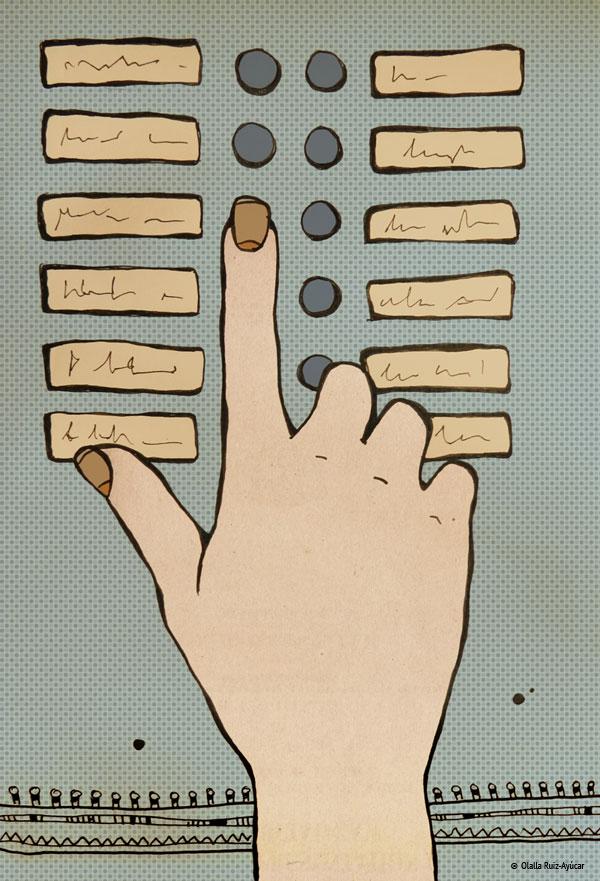 Ilustración relato Tardes sin tiempo