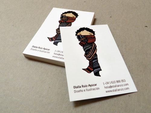 Olalla Ruiz, Ilustraciones Personales