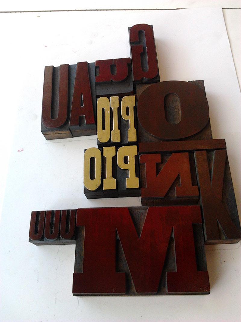 Imprenta tipográfica