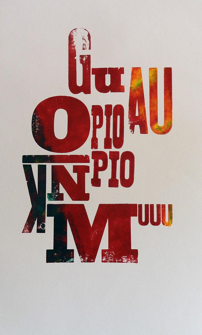 Onomatopeyas tipográficas