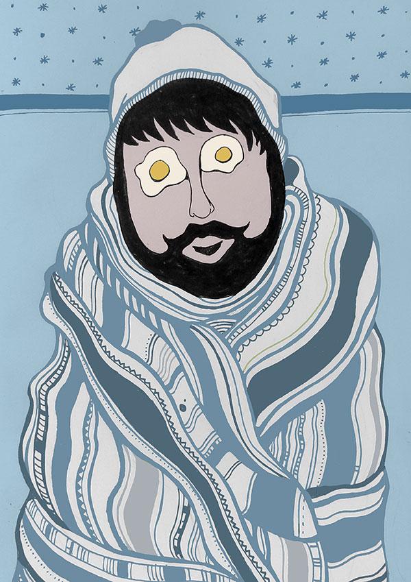 ilustración Islandia