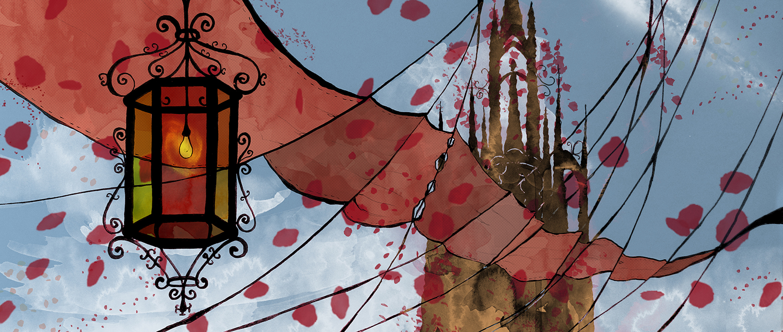 Ilustración Corpus Christi Toledo