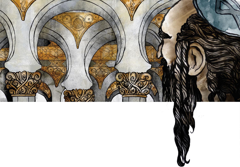 Ilustración Judería de Toledo