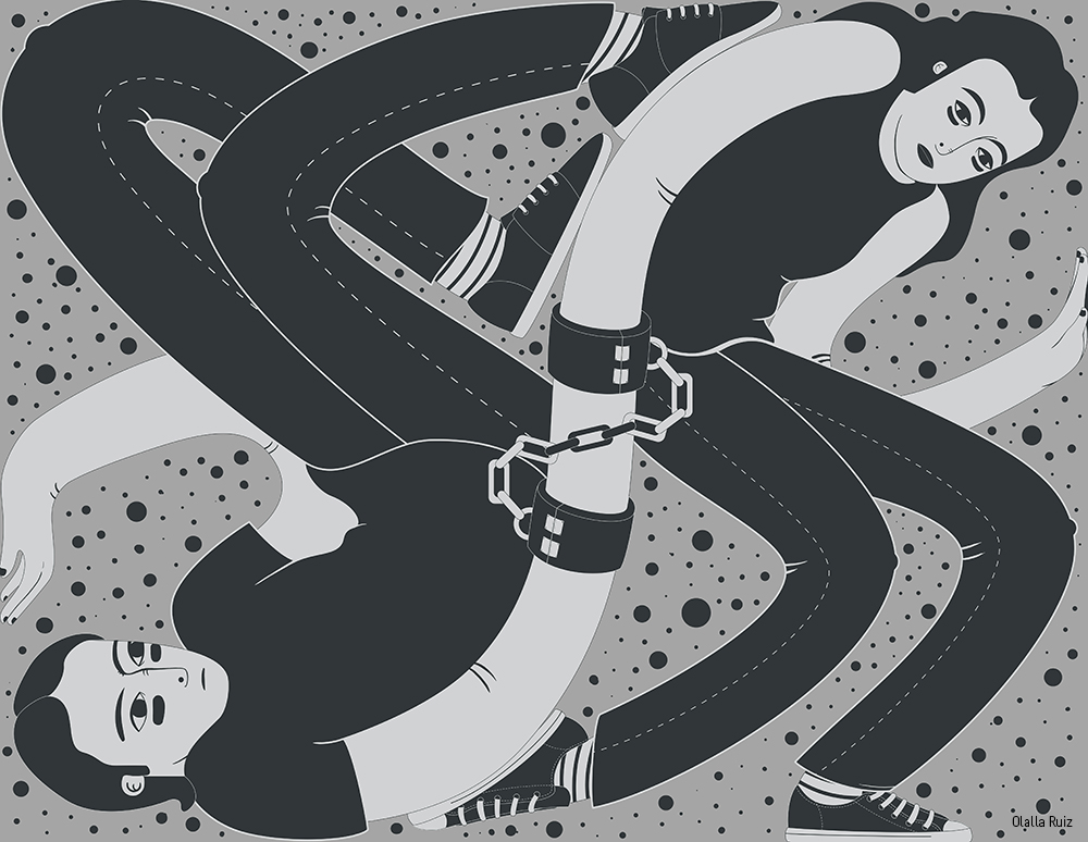 ilustración matrimonio