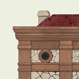 Ilustración arquitectónica