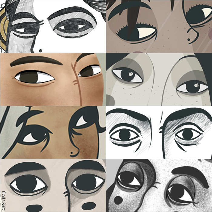 EyeMeme illustration