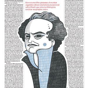 Ricardo Piglia, El País