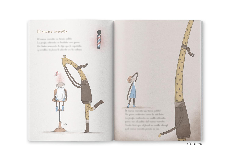 Illustration Cuento Nanas