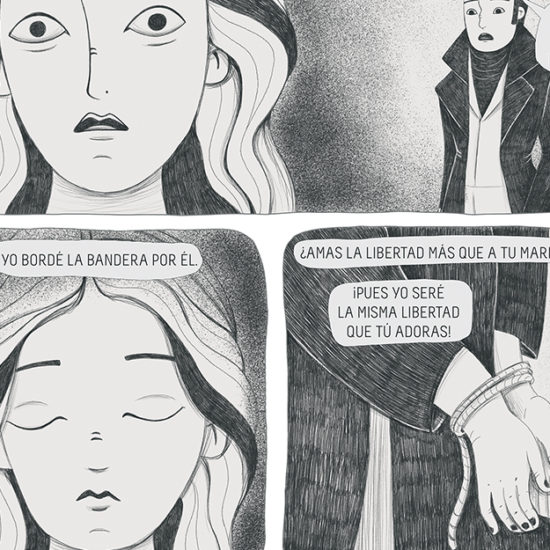 Cómic Mariana Pineda