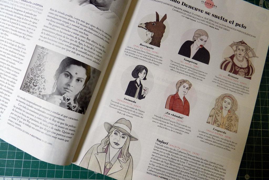 Revista Cinemanía